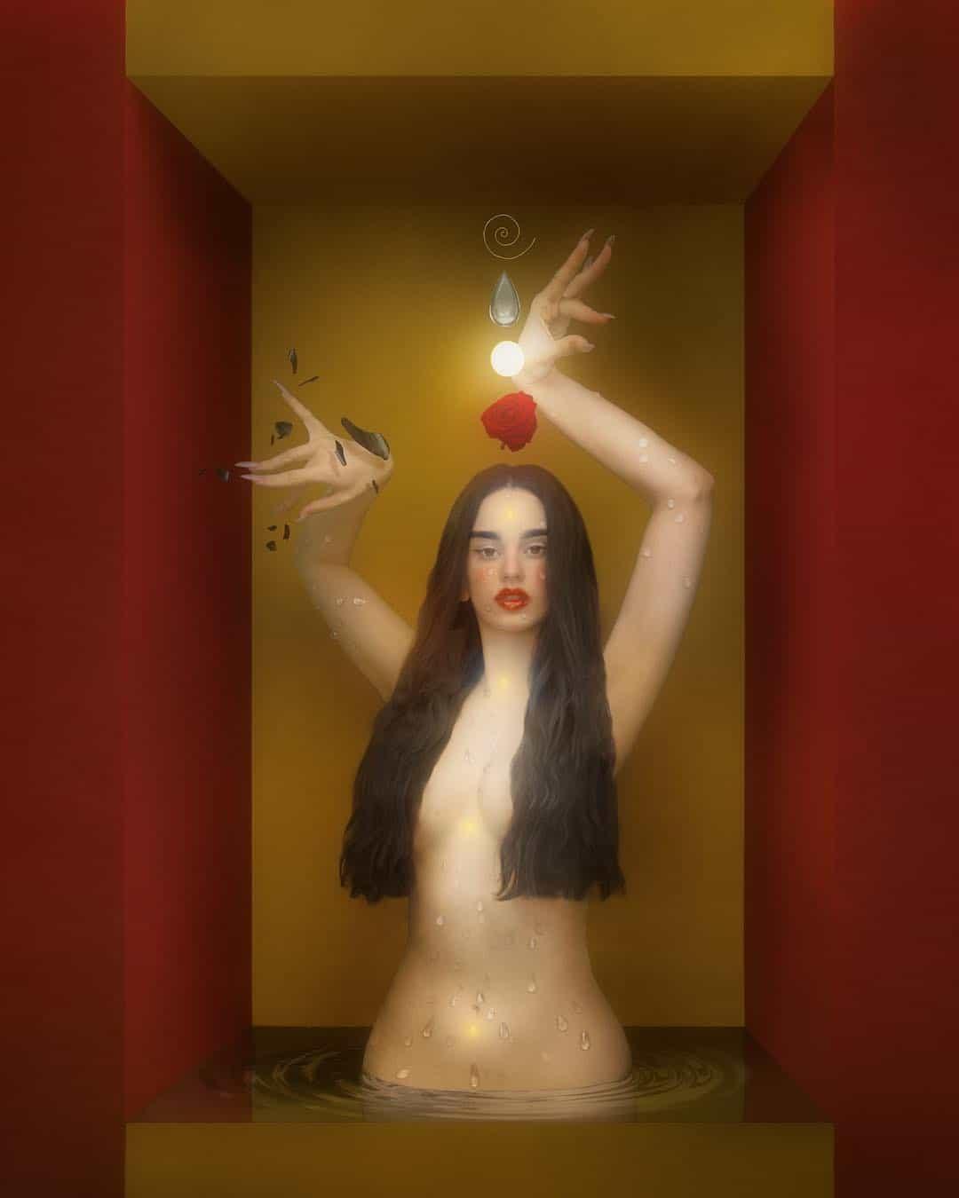 portada disco rosalía