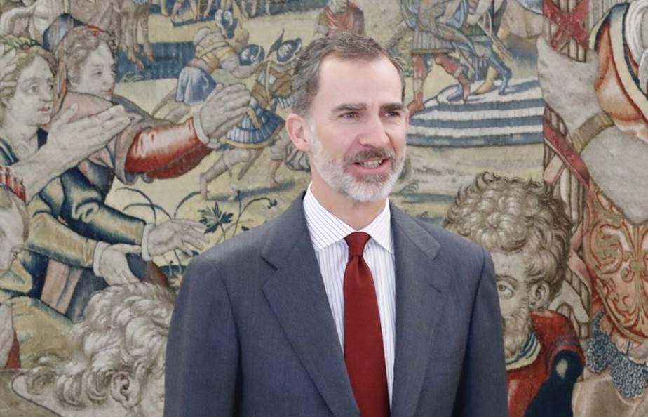 Foto rey Felipe VI