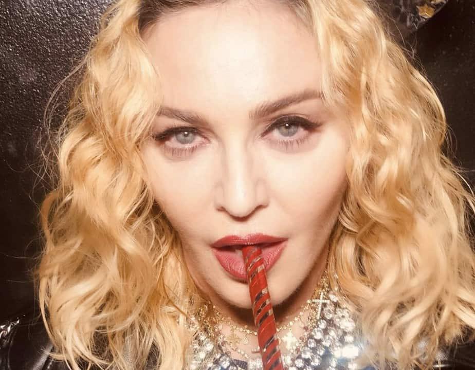 Madonna en Stonewall Nueva York