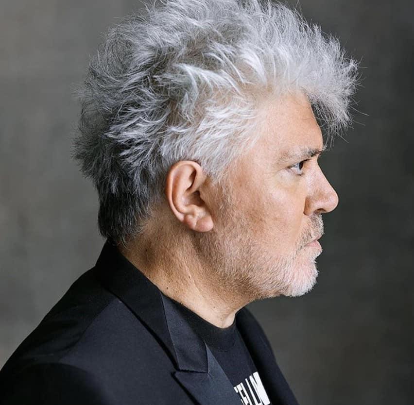 Foto Pedro Almodóvar