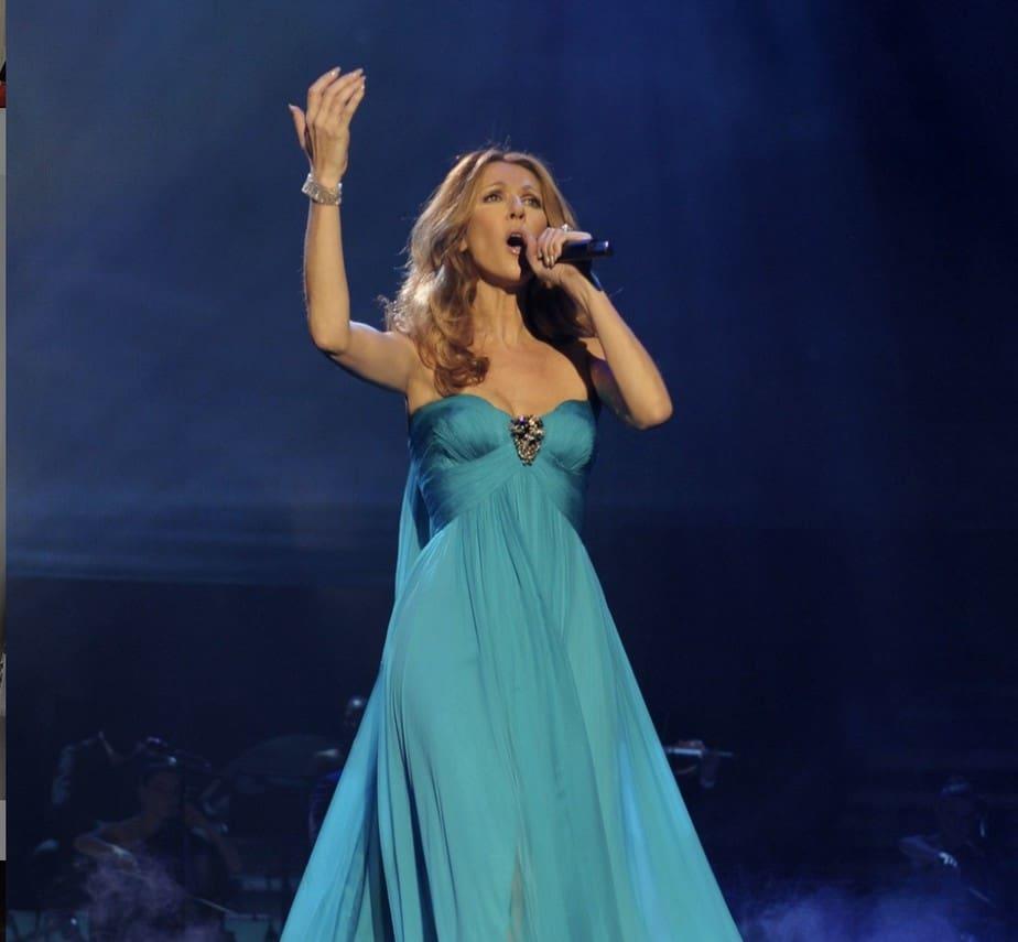 Foto Céline Dion