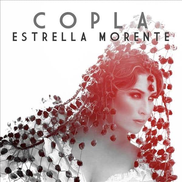 Foto portada disco Copla Estrella Morente