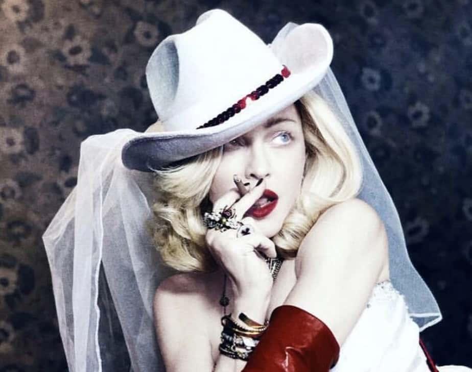 Madonna Medellín Maluma