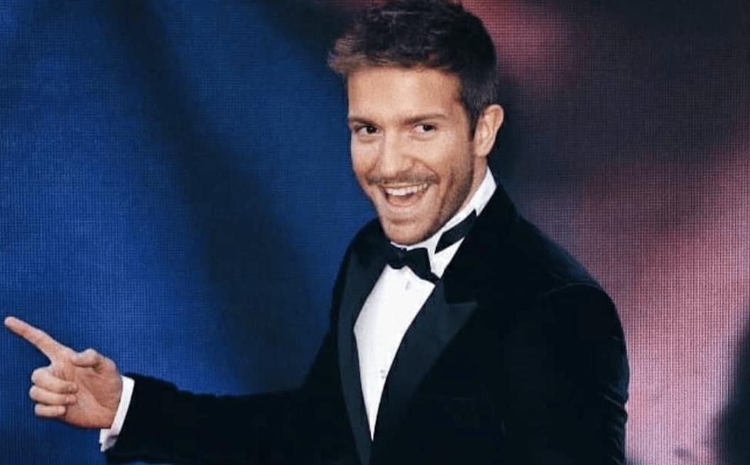 Pablo Alborán en Latin Grammy.