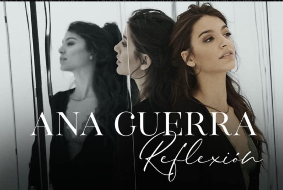 Portada disco Ana Guerra
