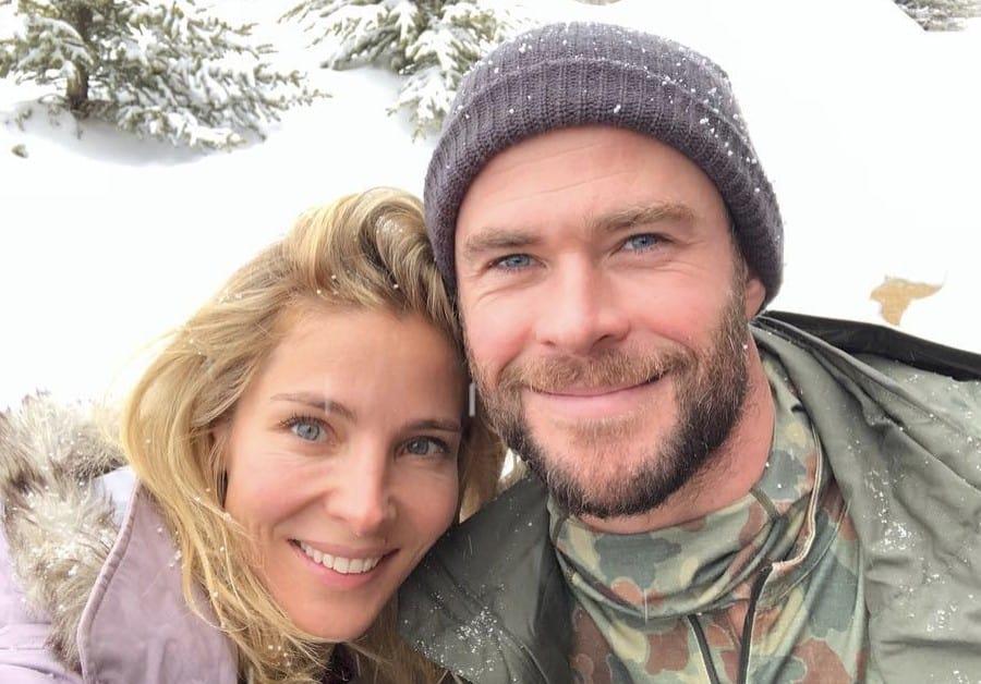 Foto Elsa Pataky y marido