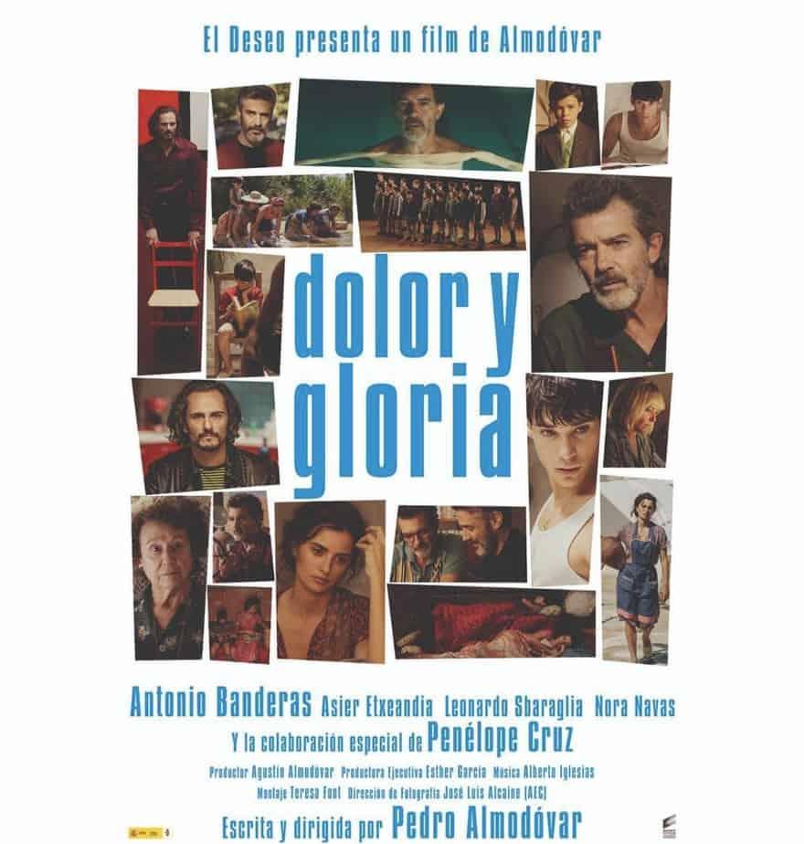 'Dolor y gloria': Pedro, España entera te debe la gloria del arte de España